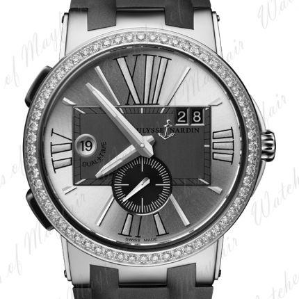 Ulysse Nardin Executive Dual Time 243-00B-3/421