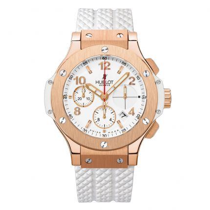 341.PE.230.RW   Hublot Big Bang Gold White 41 mm watch   Buy Now