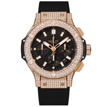 301.PX.1180.RX.1704 | Hublot Big Bang Gold Pave 44 mm watch | Buy Now