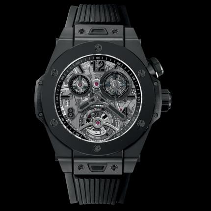 404.CI.0110.RX | Hublot Big Bang All Black 45 mm watch. Buy Online