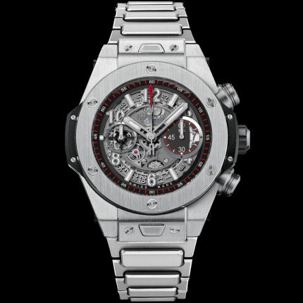 Hublot Big Bang Unico Titanium Bracelet 411.NX.1170.NX (Watches)