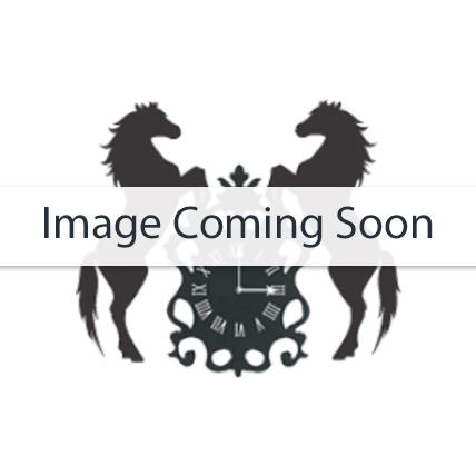 1LCAW.S03A.C111W Arnold & Son HMS1 White gold case, black alligator leather strap watch
