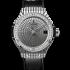 Hublot Big Bang Caviar Steel Diamonds 346.SX.0870.VR.1204 (Watches)