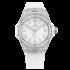 465.SE.2010.RW.1604   Hublot Big Bang One Click Steel White Pave 39 mm watch.